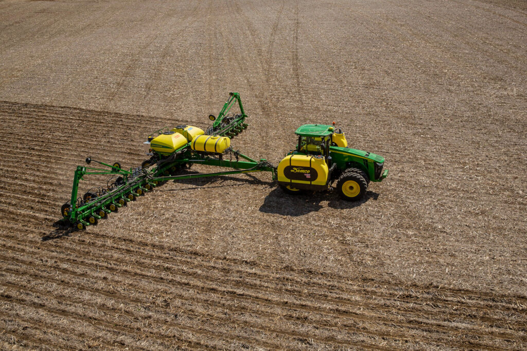 At-Planting Nutrient Use Efficiency